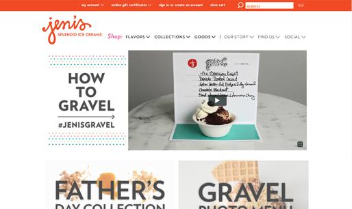 Sample of best ecommerce website