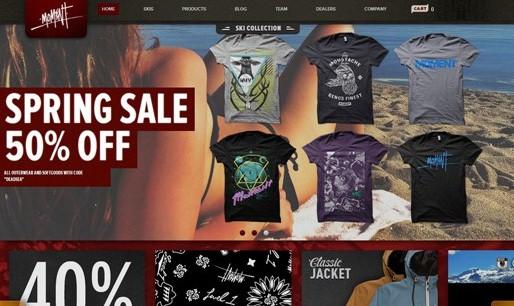 wonderful ecommerce website