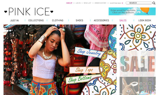Pink Ice-Inspiring-Responsive-website-design-inspiration