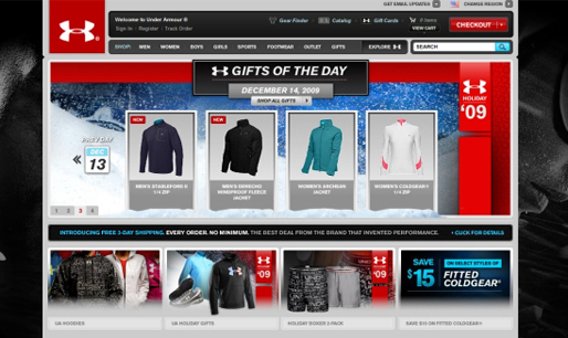 Sports- ecommerce website