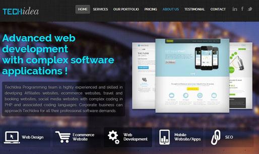 Techidea-web-design