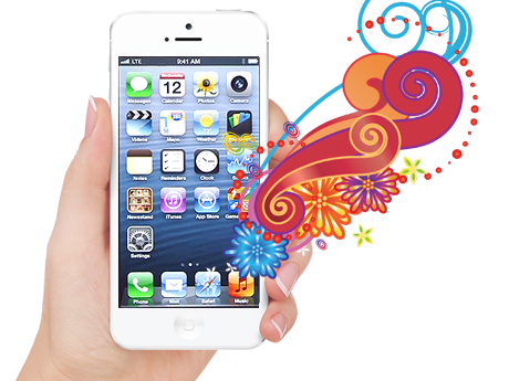 Best Web Development Sample with cool mobile apps