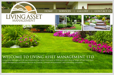 Living Asset Management- Website that offers Parks and Open Space